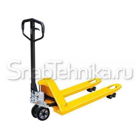 Тележка гидравлическая DF 25 RU (2500 кг, 1150 мм, резиновые колеса)