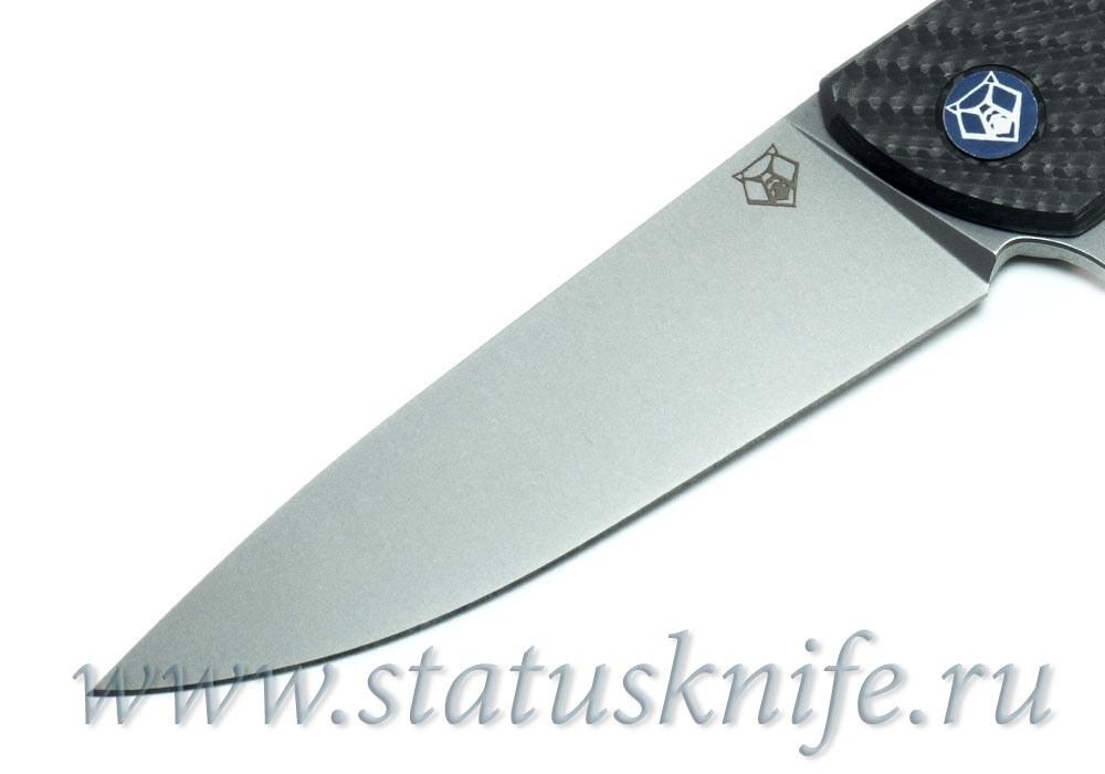 Нож Широгоров Хати М390 CF - фотография