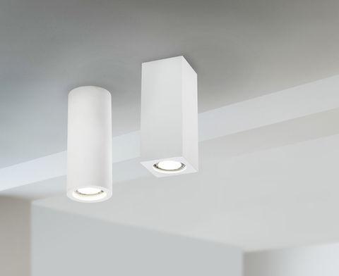 Потолочный светильник Maytoni Conik gyps C006CW-01W