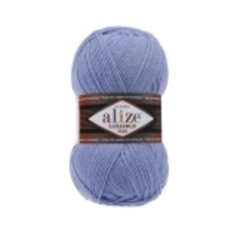 LANAGOLD FINE Alize (49% шерсть, 51% акрил, 100 г/390 м)