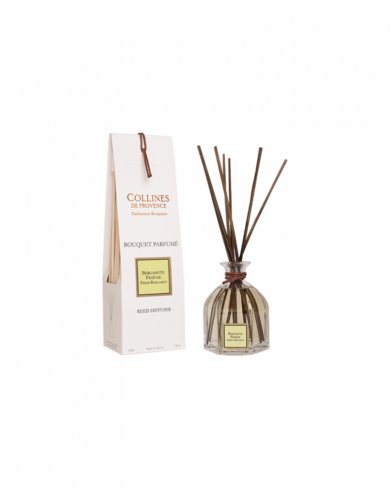 Диффузор Collines 100мл Fresh Bergamot (Свежий Бергамот)