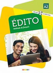 Le Nouvel Edito A2 - Livre + DVD-Rom
