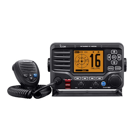 Морская радиостанция Icom IC-M506