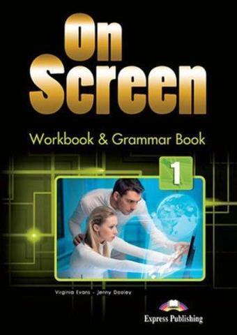 On Screen 1. Workbook & Grammar Book (+DigiBook app). Рабочая тетрадь и грамматический справочник c доступом к электронному приложению