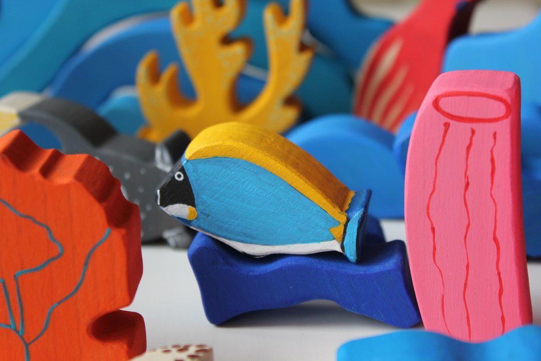 Игровое панно Подводный мир