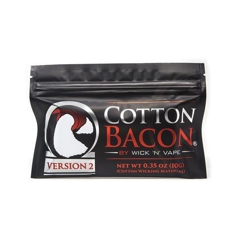 Хлопковая вата Cotton Bacon 2.0