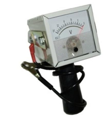 Вилка нагрузочная для проверки АКБ (НВ-01)