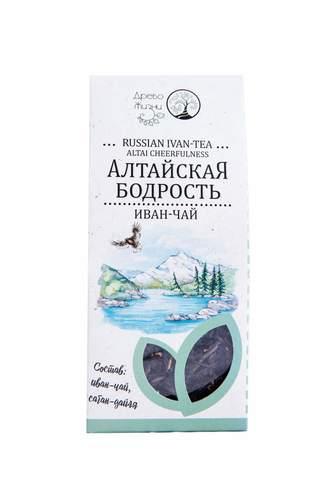 Дерево жизни Иван-чай «Алтайская бодрость»