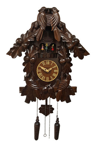 Часы с кукушкой Columbus СQ-102