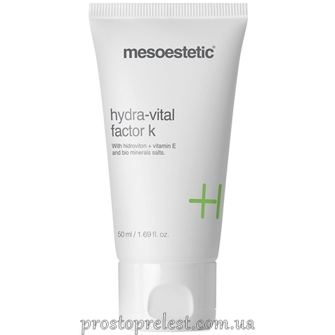 Mesoestetic Hydra-Vital Factor K - Зволожуючий крем для обличчя фактор К