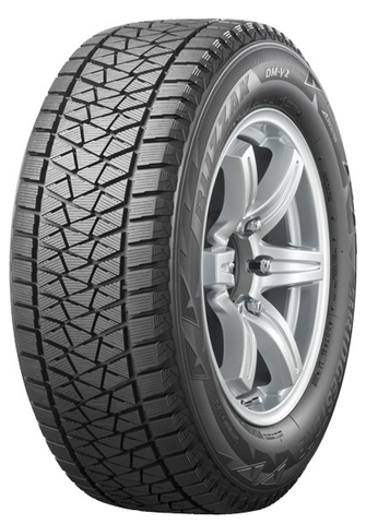 Bridgestone Blizzak DM V2 R19 255/50 107T XL