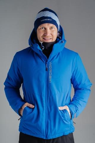 Утепленная куртка Nordski Montana Blue мужская