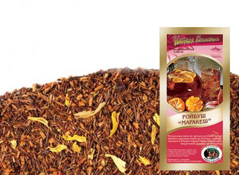 Чай развесной Ройбуш маракеш ИП Базылева Е.Н. 0,1кг