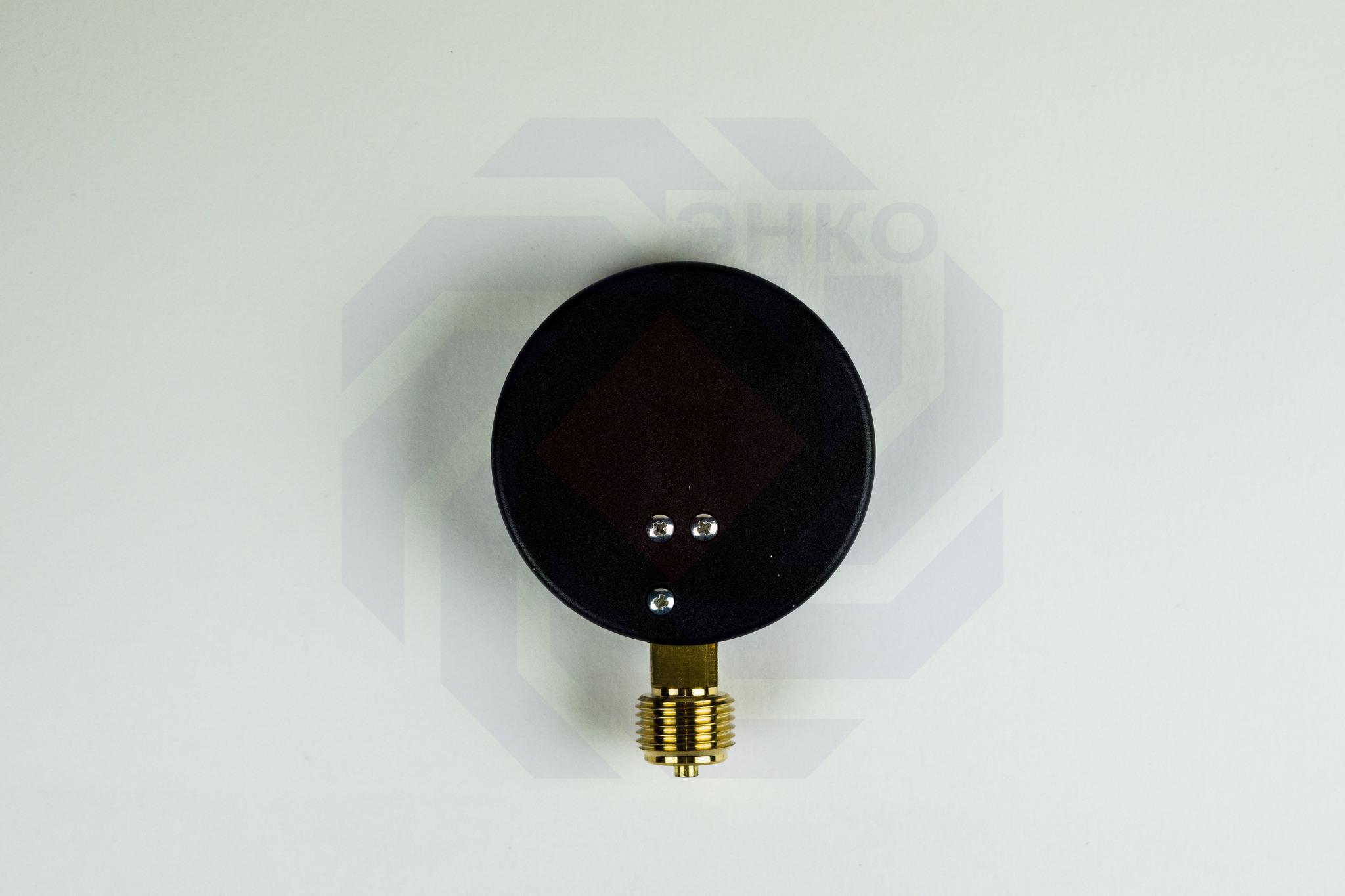 Манометр радиальный WATTS MDR 80/16 (F+R200) 0-16 бар 80 мм ½