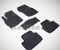 Резиновые коврики для ASX, высокий борт