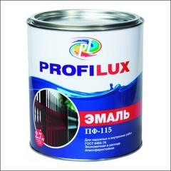 Эмаль глянцевая Dufa PROFILUX ПФ-115 (Серый)