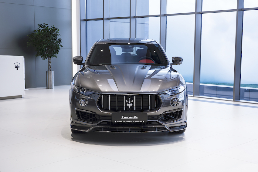 Обвес Larte Design Shtorm_PAINT для Maserati Levante