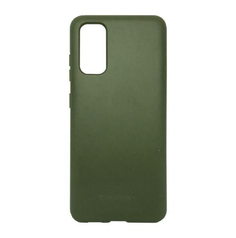 Чехол SOLOMA для телефона Samsung S20 Мох