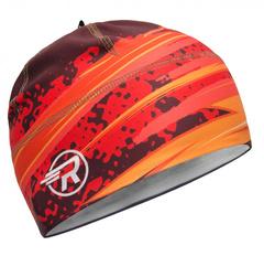 Шапочка RAY RACE FAST оранжевый/красный