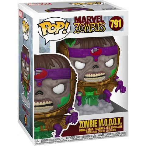 Zombie MODOK Funko Pop! || Зомби МОДОК
