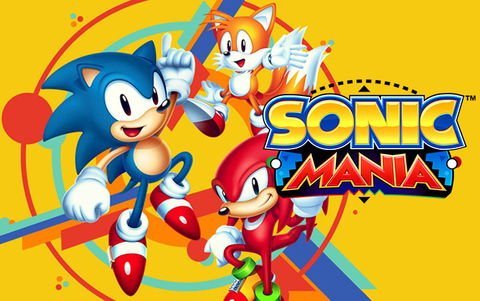 Sonic Mania (для ПК, цифровой ключ)