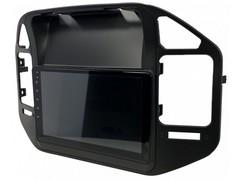 Магнитола для Mitsubishi Pajero 3 (00-06) Android 11 2/16GB IPS модель CB-3336T3L