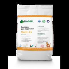 Бактерии для подстилки Biolatic multi-25 1 кг