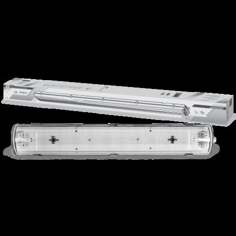 Светильник герметичный под светодиодную лампу  2х18Вт LED-Т8R/G13 IP65
