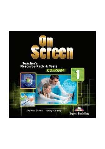 ON SCREEN 1 Teacher's Resource Pack & Tests CD-ROM