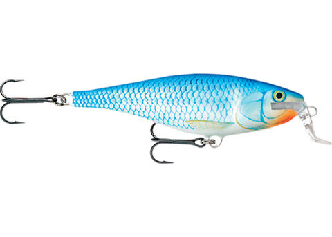 Воблер RAPALA Super Shad Rap 14 см, 45 г, цвет BSH