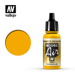 Model air 135-17ml. Ija chrome yellow
