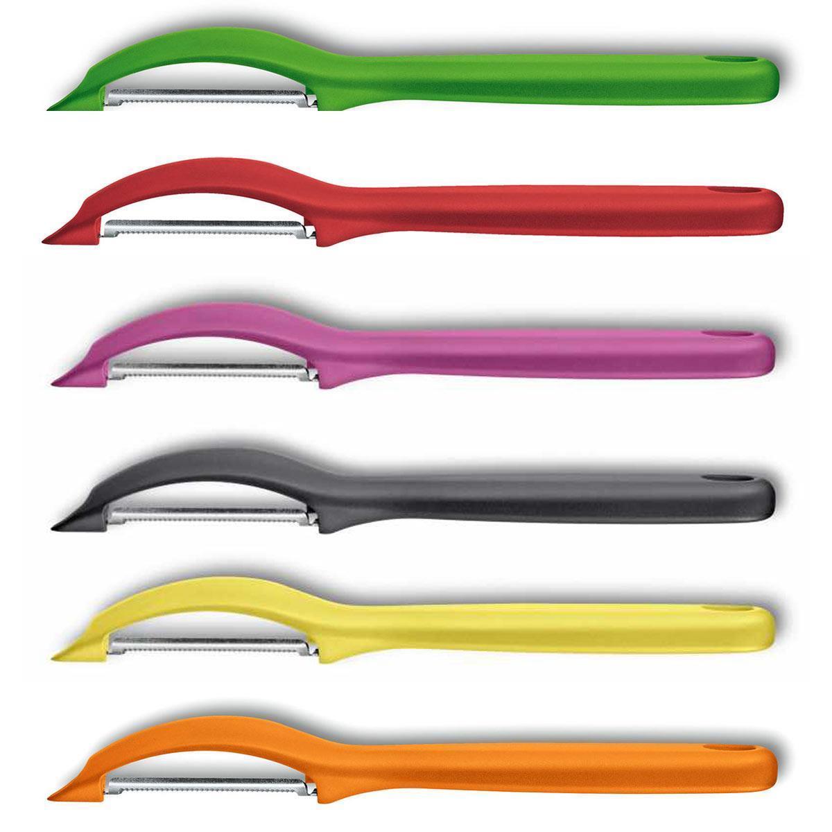 Швейцарская овощечистка Victorinox Universal Peeler 7.6075 | выбери свой цвет в интернет-магазине Wenger-Victorinox.Ru