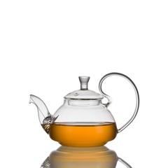 Стеклянный чайник с фильтром 250 мл