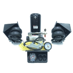 Iveco Daily 35S12-35S15 пневмоподвеска задней оси + система управления 2 контур (ресивер)