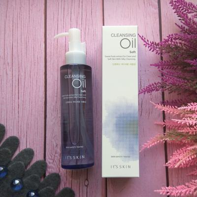 Фруктовое гидрофильное масло It's Skin Cleansing Oil Soft