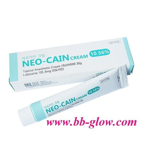 Анестетик с лидокаином Neo-Cain Cream 10,56%