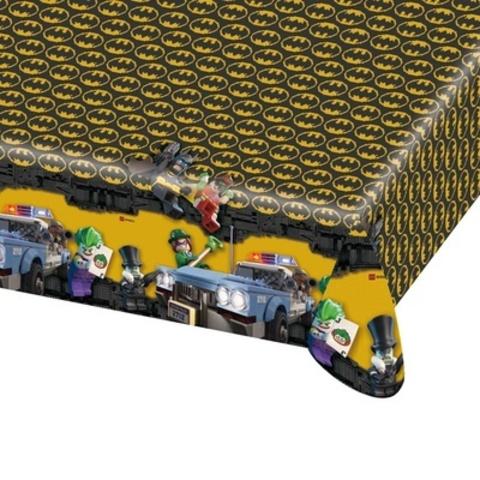 Скатерть Лего Бэтмен 1,2х1,8м