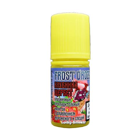 Жидкость Frost Drozd Salt 30 мл Клубника Щербет