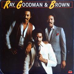 Пластинка Ray, Goodman & Brown
