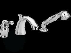 Смеситель для ванны-душа Migliore Maya BN.MAY-8950 CR