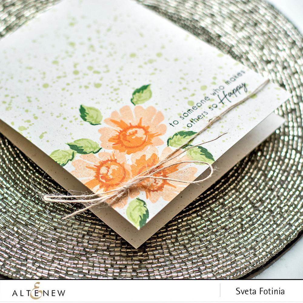 Набор штампов Daisy Stamp Set
