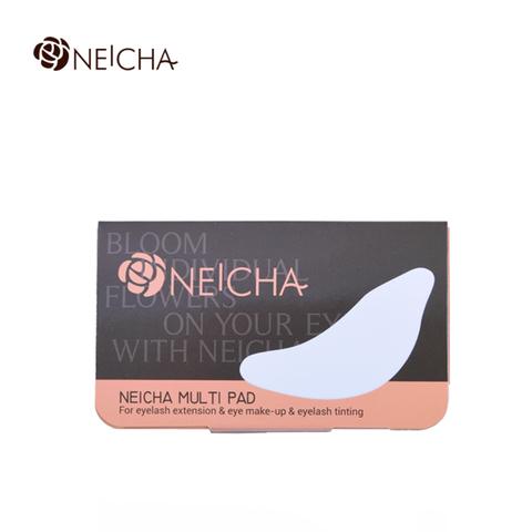 Патчи силиконовые для окрашивания ресниц NEICHA MULTIPAD