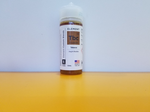 Tobacco by ELEMENT 120ml