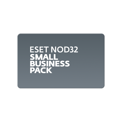 ESET NOD32 Small Business Pack ESD