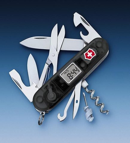 Нож Victorinox модель 1.3705.VT3 Traveller