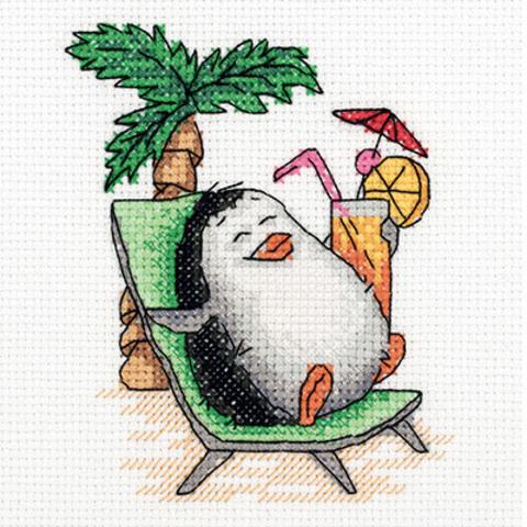 Пингвиний отдых