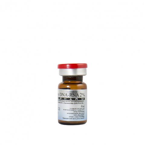 *Гель-имплантат (MESOPHARM/NucleoSpire/DNA-RNA 2%/formula ADN Restart HA/фл4мл)