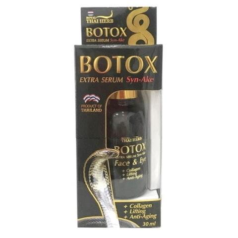 Ботокс сыворотка Extra Serum Syn-Ake Thai Herb, 30 мл.