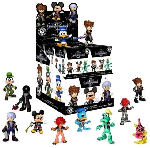 Случайная фигурка Kingdom Hearts 3 || Funko Mystery Minis