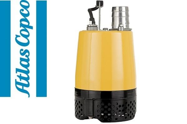 Погружной насос WEDA 04 230В-1ф-50Гц
